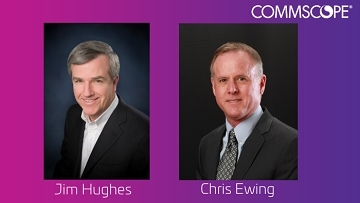 CommScope's Jim Hughes is inducted into the SCTE Hall of Fame, and Chris Ewing is named a Cable TV P ...