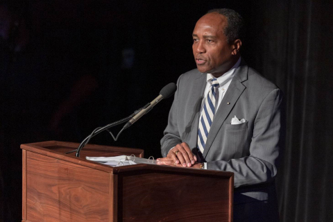 Dr. Griffin P. Rodgers, director of the National Institute of Diabetes and Digestive and Kidney Dise ...