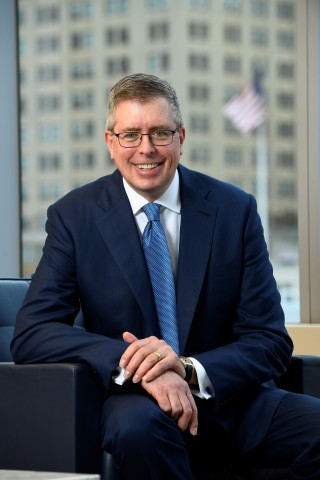 Kent Sluyter, President, Prudential Annuities (Photo: Business Wire)