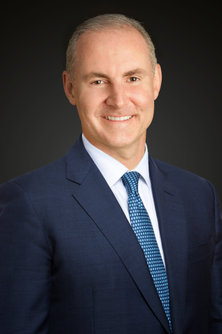 CFO Kevin Baillie (Photo: Business Wire)