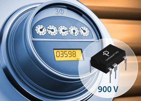 适合高达480 V三相工业应用和市电电压不稳的地区的家电辅助电源 (图示:美国商业资讯)