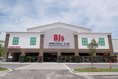 New BJ's Wholesale Club in Clearwater, Florida could save area shoppers more than $50 million on gro ...