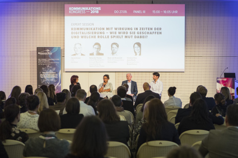 Communication Congress - Business Wire panel speakers