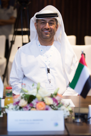 His Excellency Majid Ali Al Mansouri (Photo: AETOSWire)