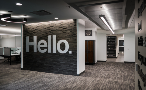 A peek inside the new Channel Products headquarters and manufacturing center located in Solon, Ohio. ...