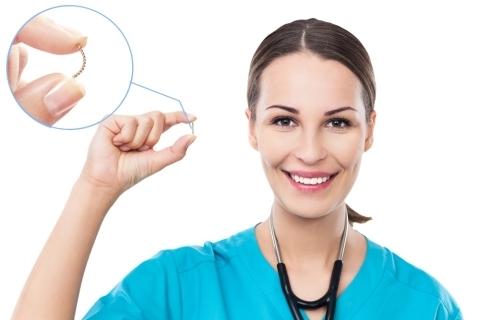 NovioSense non-invasive tear glucose sensor (Photo: Business Wire)