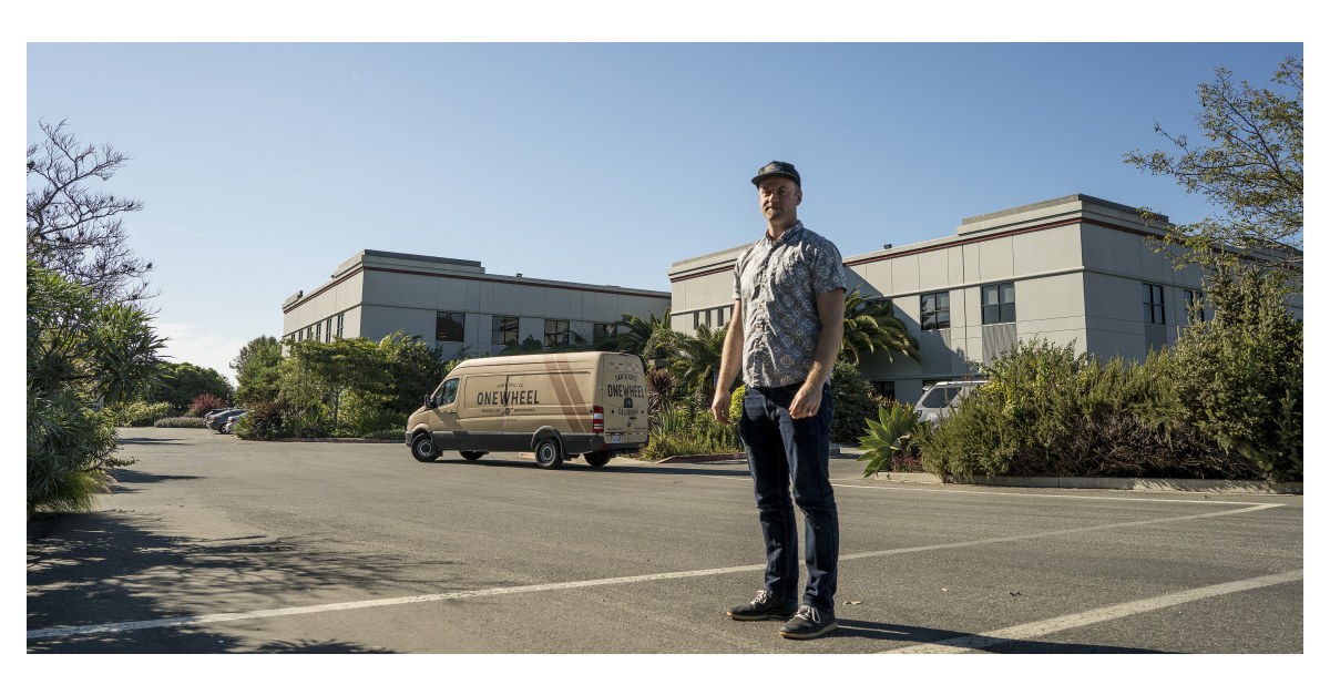 Future Motion Maker Of Onewheel Moves Into New Headquarters In Santa Cruz Adds 60 000 Square Feet Room To Grow Business Wire
