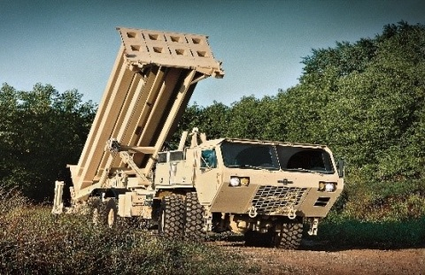 The OBVP system is intended for a heavier class of military vehicle – the 44-ton Oshkosh Heavy Expa ...