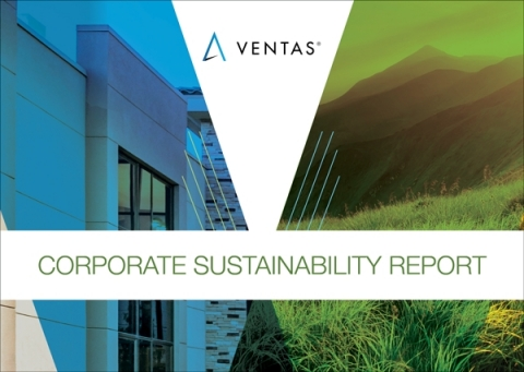 Ventas, Inc. Launches Inaugural Corporate Social Responsibility Report (Photo: Business Wire)