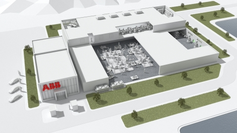 The new Shanghai factory will feature a number of machine learning, digital and collaborative solutions to make it the most advanced, automated and flexible factory in the robotics industry. (Photo: Business Wire)