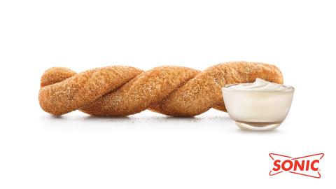 SONIC Drive-In Sweet Pretzel Twist (Photo: Business Wire)