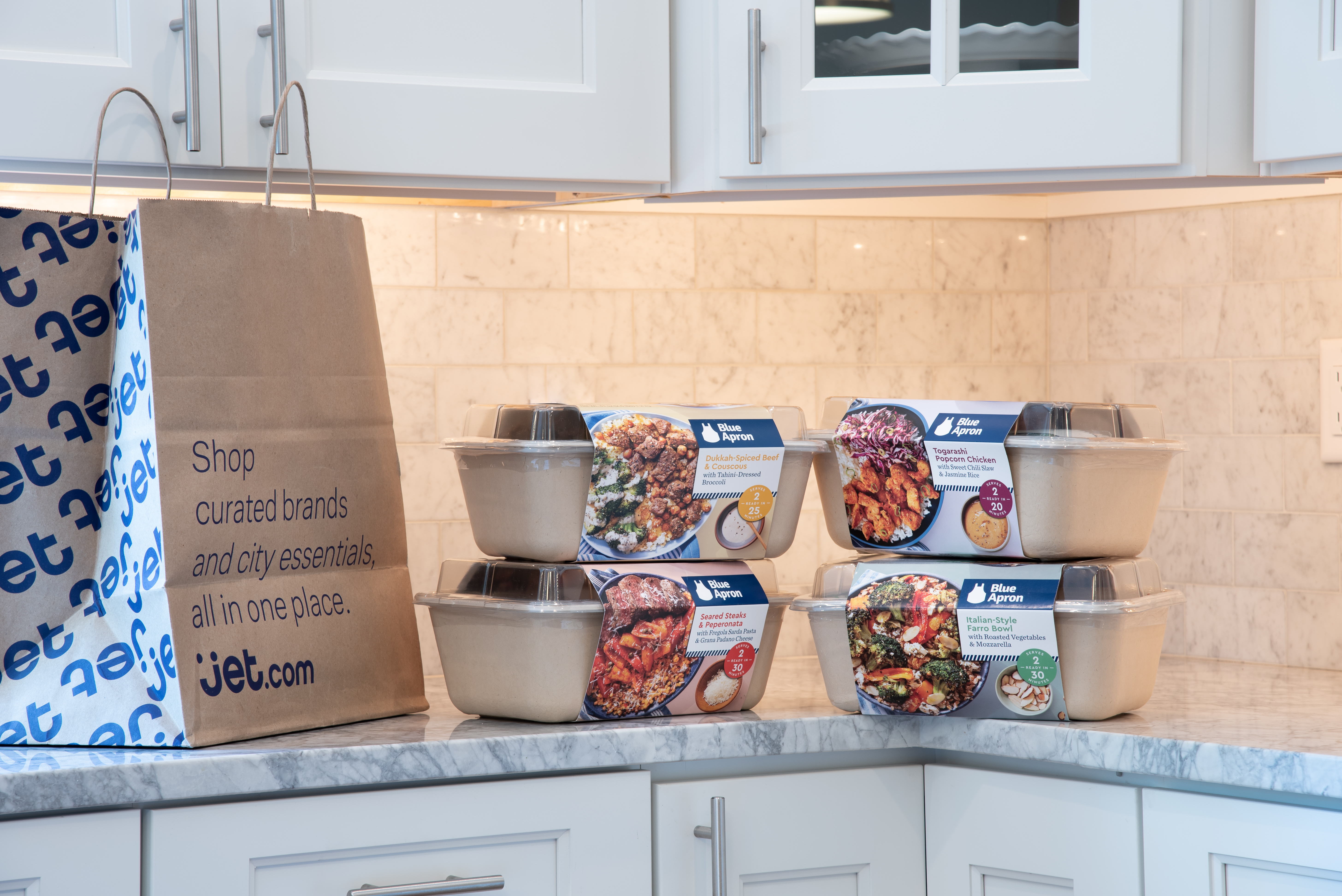 Blue Apron Now Available on Jet | Business Wire