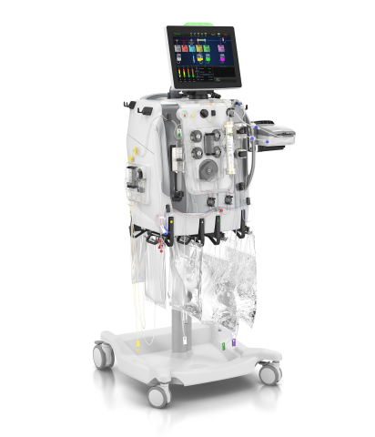 Baxter Receives CE Mark for PrisMax, the Next-Generation System for Continuous Renal Replacement and Organ Support Therapies (Photo: Business Wire)