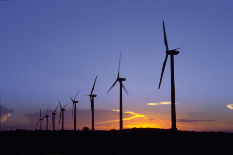 Cinemark's VPPA will support up to 40 megawatts of renewable energy from AEP's Trent Mesa wind energ ...