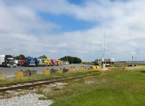 TP&L Breaks Ground on Expanding Rail Services Pensacola, Florida (Photo: Business Wire)