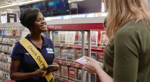 To make checkout easier, starting Nov. 1, Walmart is positioning associates in the busiest areas of  ...