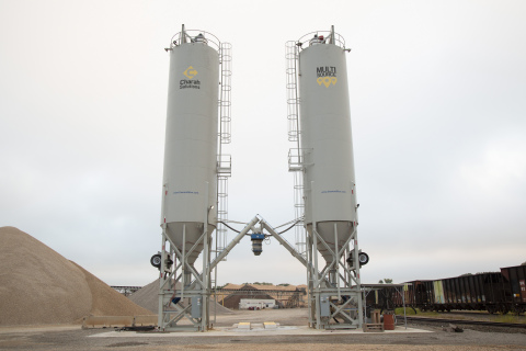 Charah Solutions Partners with Oklahoma Construction Materials to Install New Fly Ash Storage Silos  ...