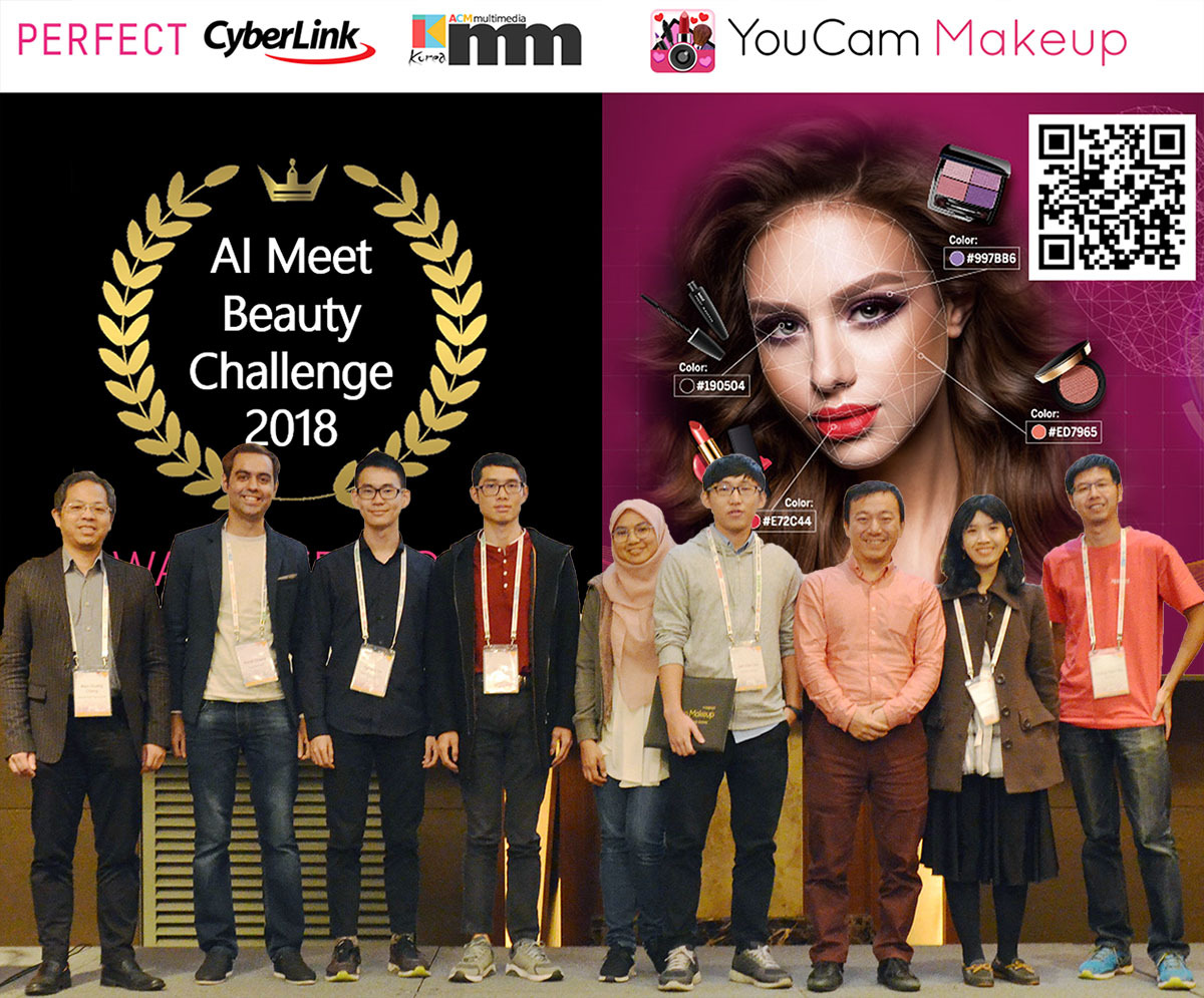 "CyberLink Honors Winners of the ""AI Meets Beauty"" Image Recognition Challenge"