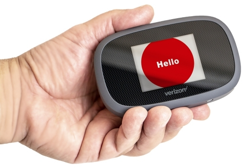 Verizon Jetpack® MiFi® 8800L by Inseego (Photo: Business Wire)