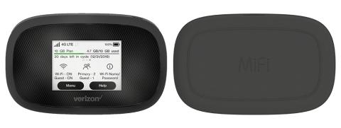 Verizon Jetpack® MiFi® 8800L - Important Details (Photo: Business Wire)