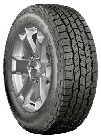 Cooper Tire's new Discoverer AT34S tire has been named a New Product Award winner in the tire and related product category at the 2018 SEMA show. (Photo: Business Wire)