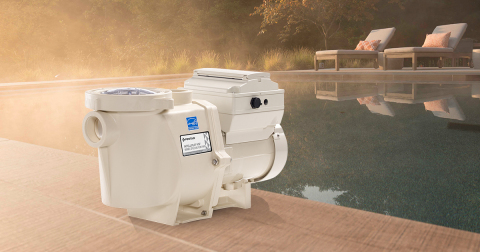 As the first manufacturer to introduce variable speed pump technology to the pool industry, Pentair's energy efficient pool pumps have helped pool owners save approximately $1.98 billion in energy costs since 2005.* (Photo: Pentair)
