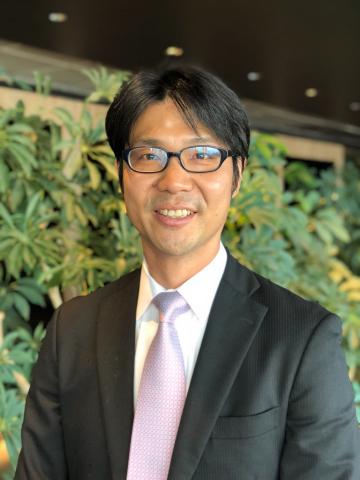 Shinichiro Konishi  (Photo: Business Wire)