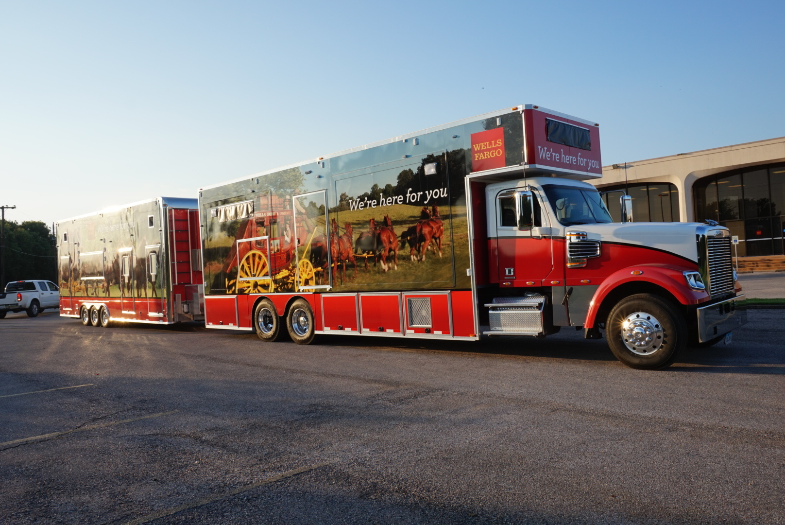 Wells Fargo Deploys Mobile Response Unit To Panhandle To Help