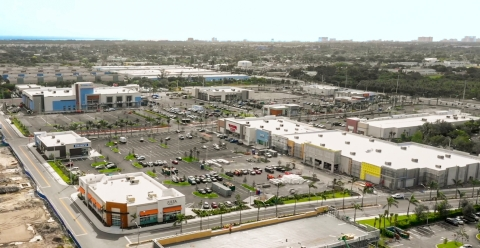 Dania Pointe Phase I (Photo: Business Wire)
