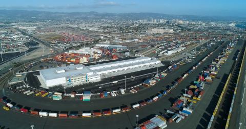Lineage Logistics and Dreisbach Enterprises Open Lineage Cool Port