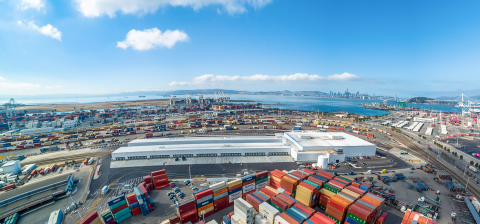 Welcome to Lineage Cool Port Oakland, one of the world's most advanced food storage and transportati ...
