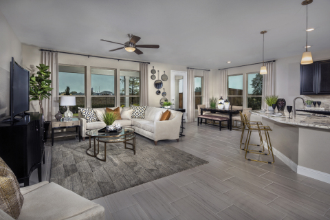 KB Home announces the grand opening of St. Andrews Park in Allen, Texas. (Photo: Business Wire)
