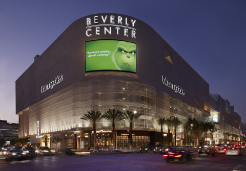 Beverly Center has added an enviable lineup of nine full-service and fast-casual restaurants at the street level as part of the center's complete, $500 million renovation. Photo Credit: Jeremy Samuelson