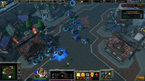 Warcraft III: Reforged sees the original Warcraft III: Reign of Chaos and its award-winning expansion, The Frozen Throne, rebuilt from the ground up with a thorough visual overhaul. (Graphic: Business Wire)