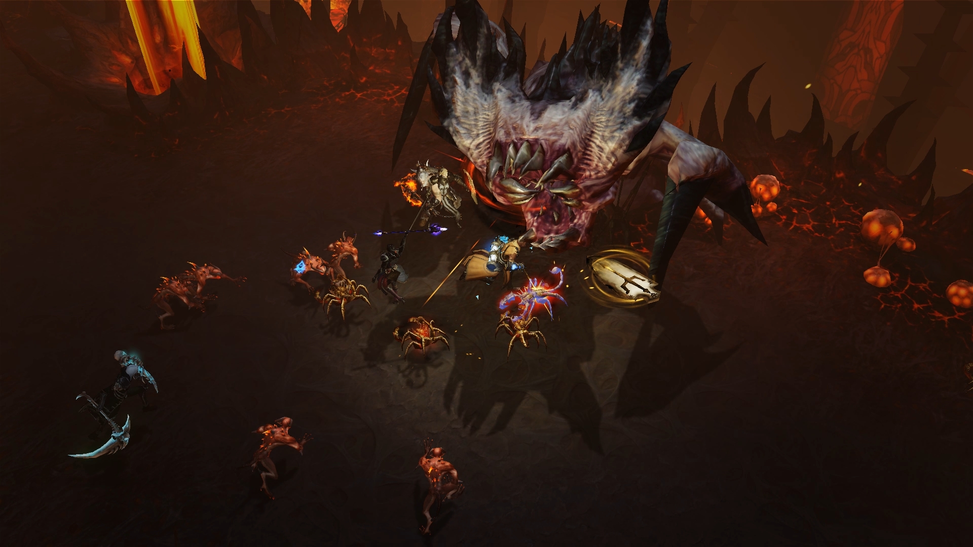 Blizzard Entertainment Unveils Mobile Mmo Action Rpg Diablo