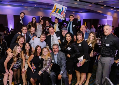 2018 San Francisco Admin Awards (Photo: Business Wire)