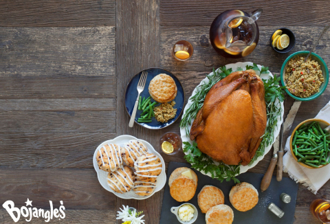 Preordering your Bojangles' Seasoned Fried Turkey should be at the top of your to do list for Thanksgiving. (Photo: Bojangles')
