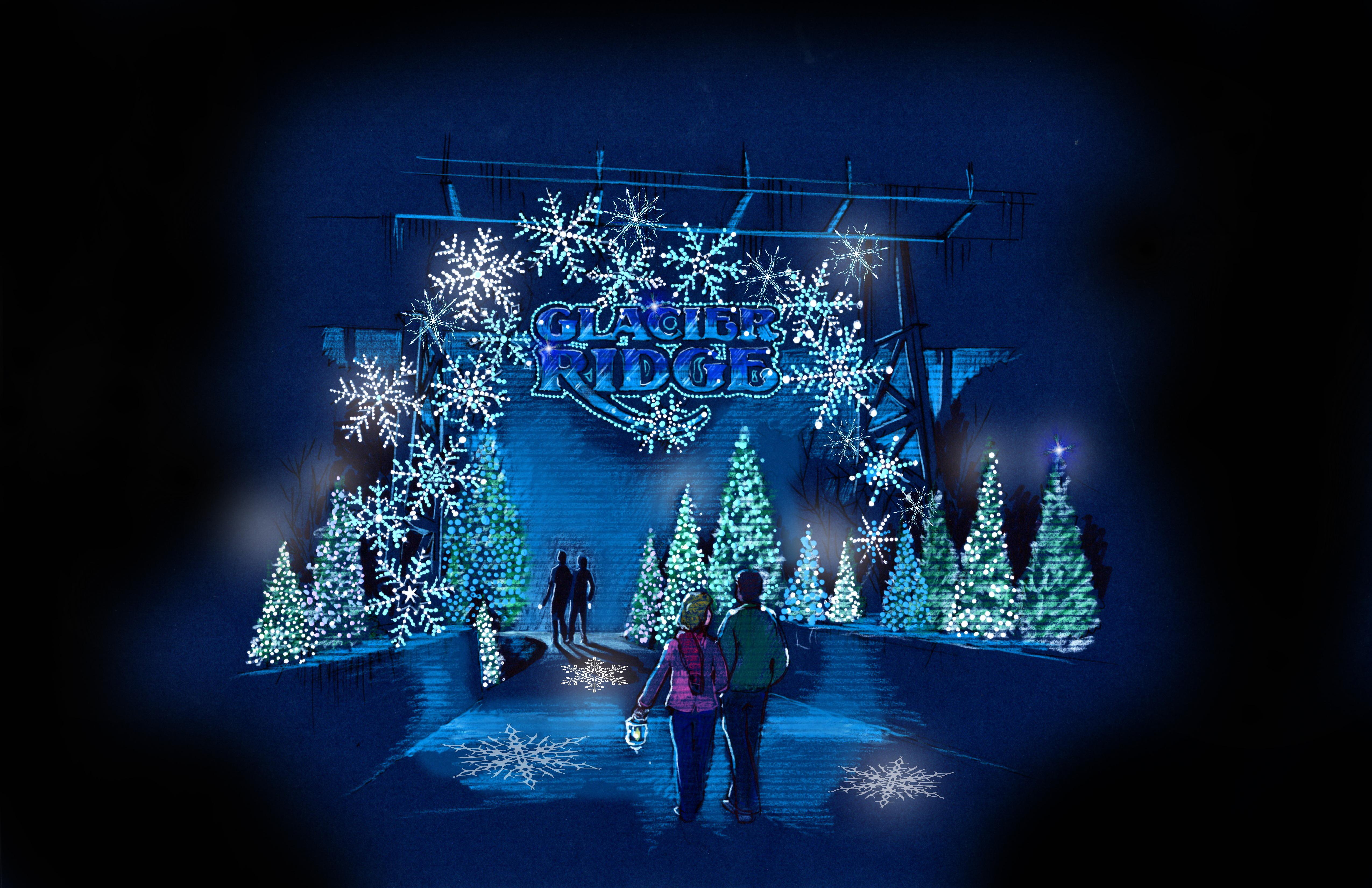 Dollywood Christmas.Smoky Mountain Christmas Celebrates 11 Years As Favorite