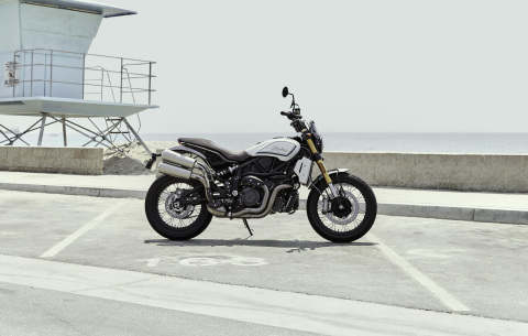 FTR 1200 S featuring Indian's Rally Collection (Photo: Business Wire)