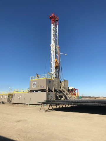 Gensource 2018 Exploration Drilling (Photo: Business Wire)