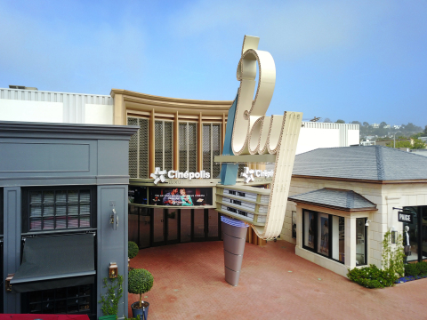 The Bay Theatre by Cinépolis Luxury Cinemas (Photo: Business Wire)