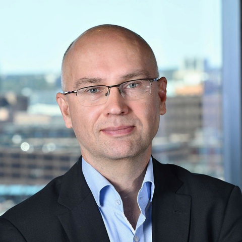Global IP Leader, Ilkka Rahnasto Joins Marconi as Senior Vice President (Photo: Business Wire)