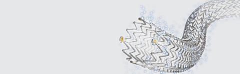 Zilver® PTX® Drug-Eluting Peripheral Stent (Photo: Business Wire)