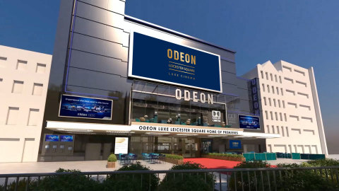 ODEON Luxe Leicester Square to reopen following a multi-million pound Luxe upgrade and introducing t ...