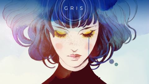 Brought to life through delicate art, detailed animation and an elegant original score, ethereal indie game GRIS comes to the Nintendo Switch system on Dec. 13. (Photo: Business Wire)