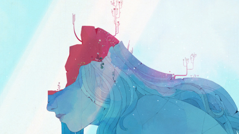 The new game from independent publisher Devolver Digital tells the powerful story of Gris, a young girl pained with loss who takes an emotional journey through a serene and evocative world free of danger, frustration and death. (Photo: Business Wire)
