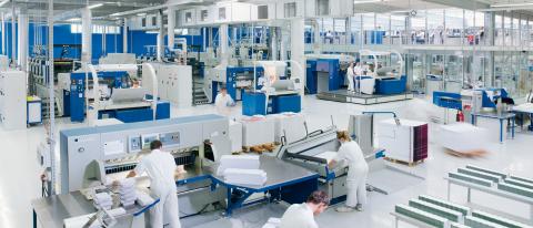 """Unitedprint ist """"Ausgezeichneter Ausbildungsbetrieb 2018"""" (Foto: Business Wire)"""