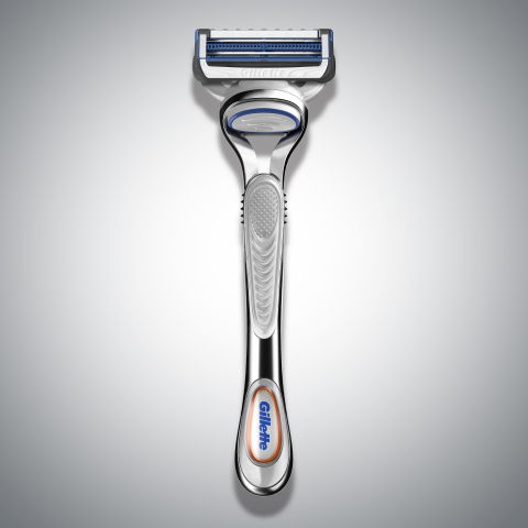 The new Gillette SkinGuard razor is designed to stop irritation and is clinically proven for sensitive skin. (Photo: Business Wire)