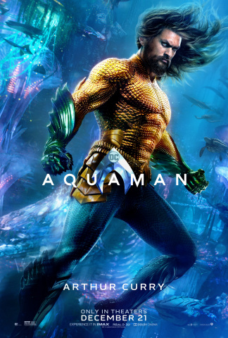 "Warner Bros. Pictures' ""Aquaman"" (Photo: Business Wire)"