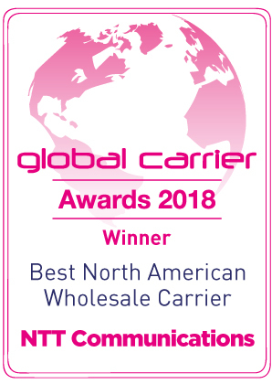 Best North American Wholesale Carrier 2018 (Photo: Business Wire)
